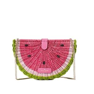 Kate Spade Picnic Perfect Watermelon Crossbody